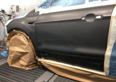 Ford Kuga Lackierung linke Türe